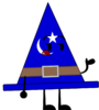Wizard Hat (Pose)