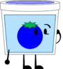 Blueberry Yogurt (Pose)