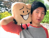 Cary and his Woody plush (BFB 29)