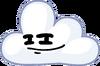 Cloudy's Smug Face