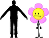 Flower Size Comparison