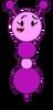 Pink Caterpillar (Pose)
