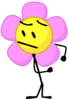 Flower Looking confused at Bus (BFB 27)