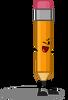 Battle For Dream Island-Pencil