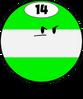 Fourteen Ball (Pose)