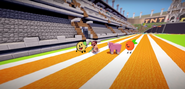 If Coiny and Tangerine was in Minecraft