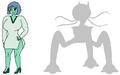 Araxadroid Scholar (Comparison Size)