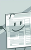 Income Tax Return Document's BFB 17 Icon