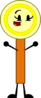 Lemon Lollipop (Pose)