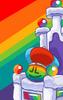 Puffley Save Icon (Rainbow)