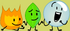 Firey, Leafy and Bubble 9