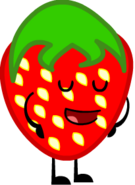Strawberry The Color Challenge