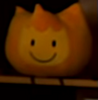 Firey plush shown in BFB 23 credits