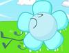 Frozen Flower (BFDIA 4)