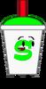 Green Apple Slushie (Pose)