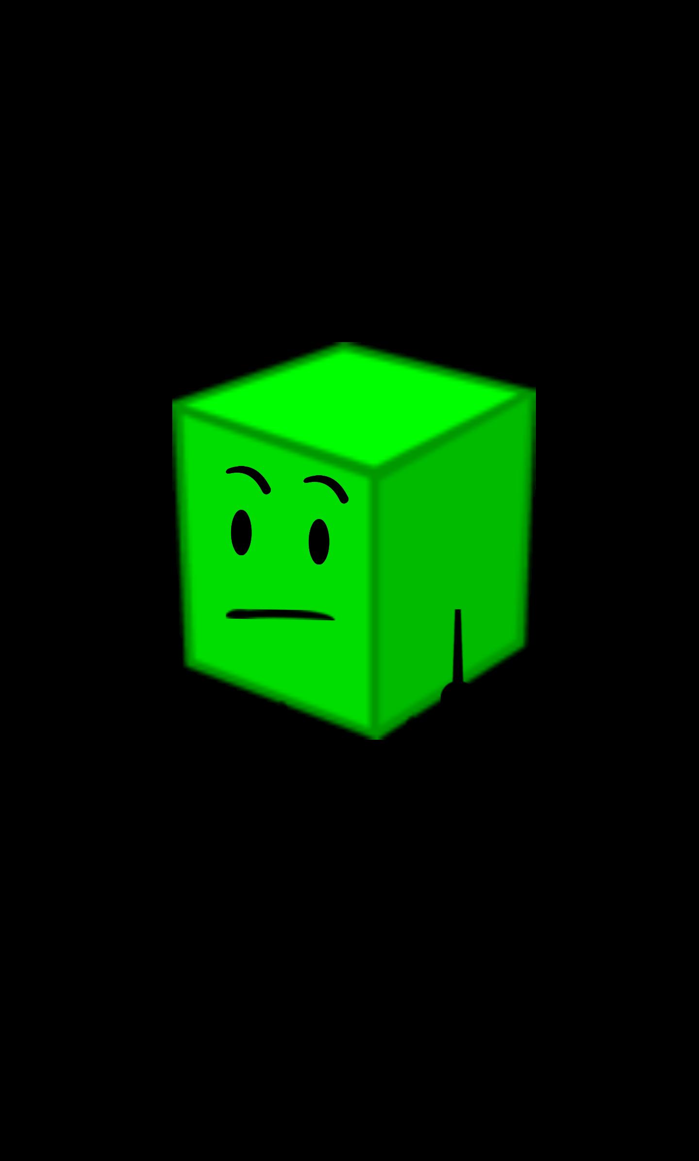 Green Blocky