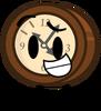 Clock (Object Elimination)