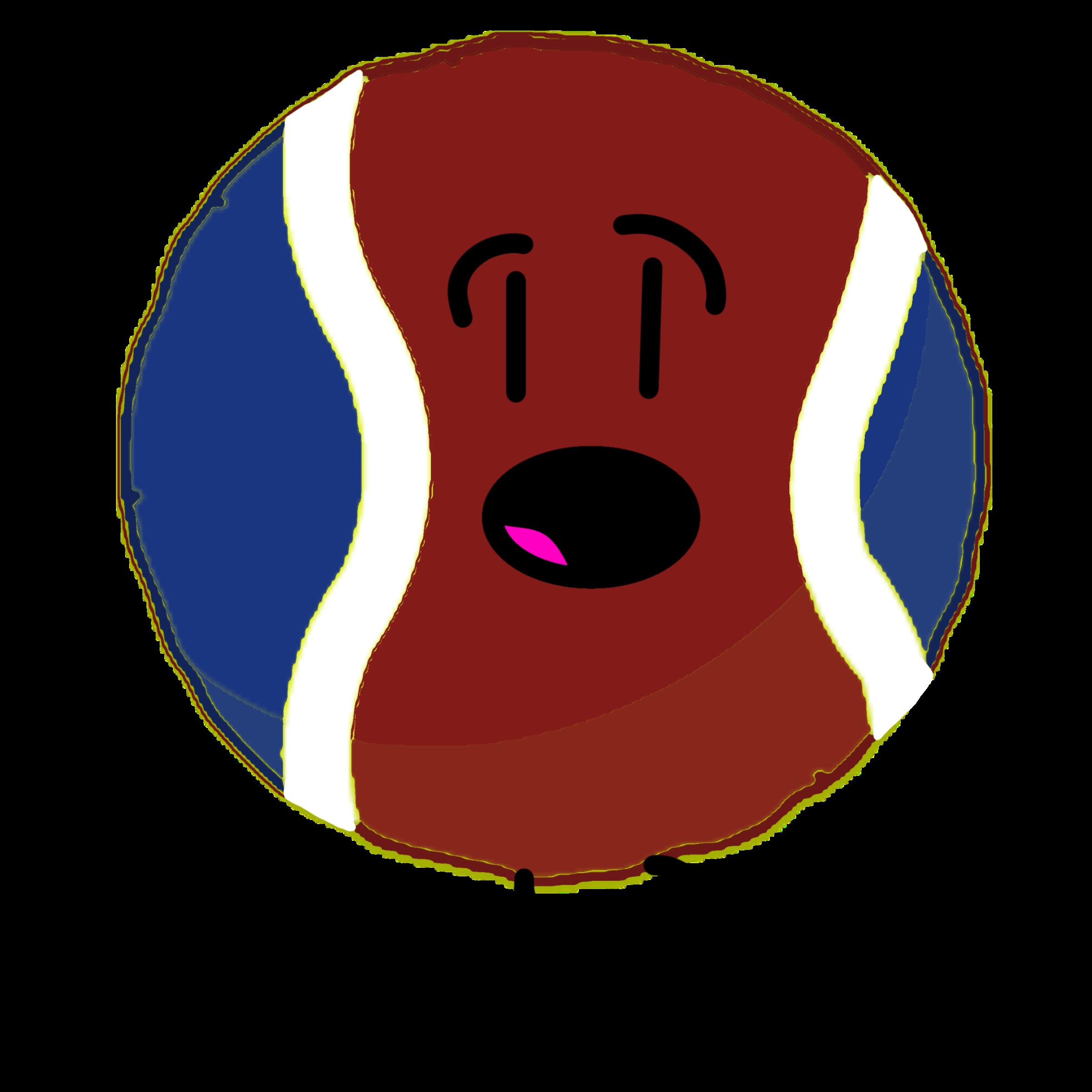American Tennis Ball