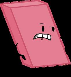 Eraser Pose