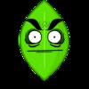 Green Evil Leafy