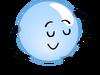 Bubble Fan Pose