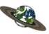 Earth with rings (1)