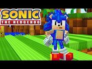 Minecraft - Sonic the Hedgehog DLC Reveal Trailer 2021 HD