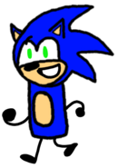 Sonic (Object Megaverse Pose