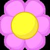 Flower Head 6 Pedals