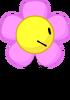 Flower doing Teardrop's pose (BFB 27)
