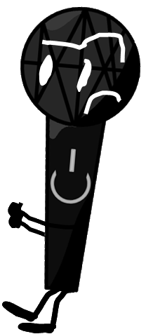 Microphone (The Revenge Of The Island)
