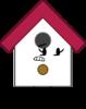 Birdhouse (Pose)