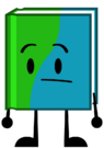 Book (OC Pose)