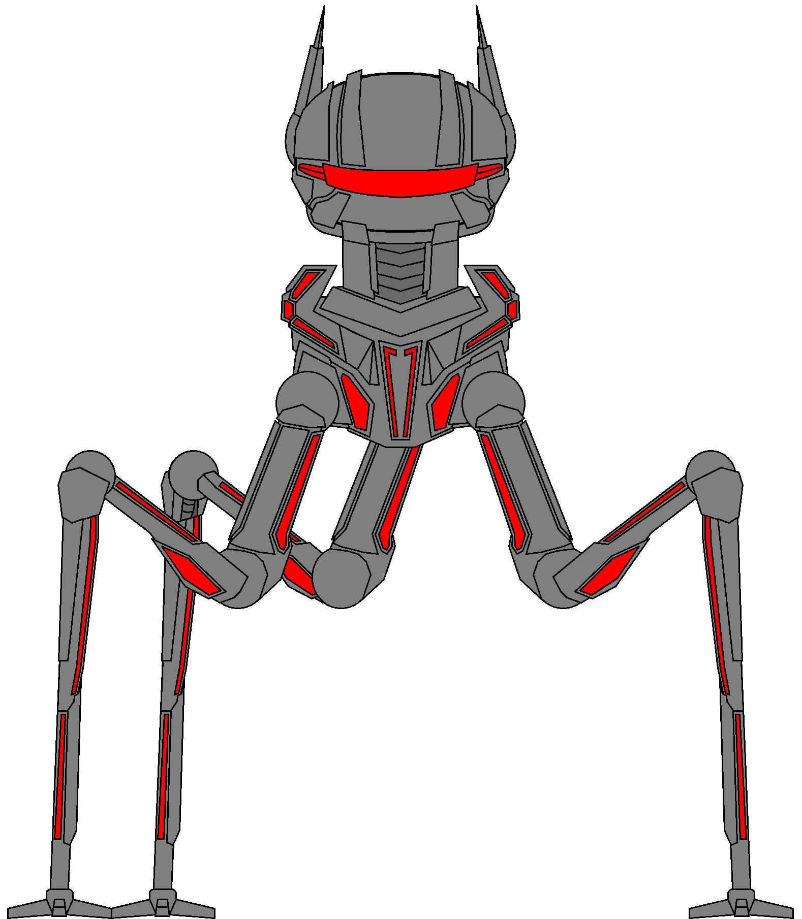 Martian Scouting Machine