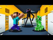 Monster School- Everyone Gets Kidnapped! - Minecraft Monster School Animation