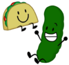 Pickle And Taco New