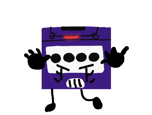 GameCube (Shanemulrooney)