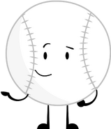 Object Oppose Baseball