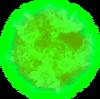 Green Fire Ball Assets