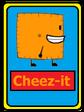 Cheez-it card