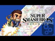 Main Theme - Jetpack Joyride - Super Smash Bros