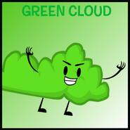 Green Cloud icon