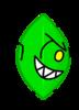 Leafy - Scaring woody