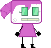 Robot Girl (Object Charge)