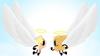 Battle Between Two Gods