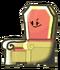 BFSU Queen Throne