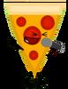 Pizza Pose