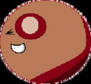 Meatball pose