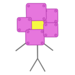 BFDI ROBOT FLOWER NEW NEW.png
