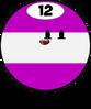 Twelve Ball (Pose)